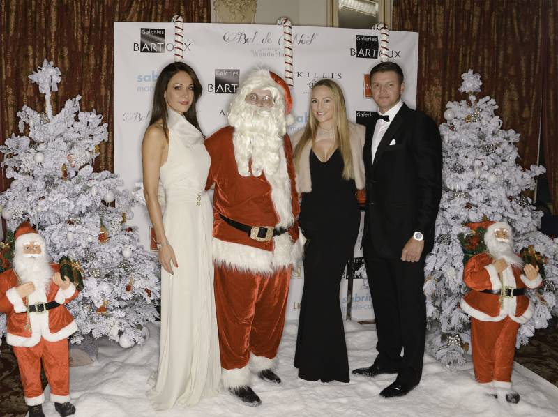Photo of Christmas Ball raises €52,000 for the Princess Charlene Foundation