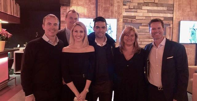 "iConnect Monaco organised the charity evening ""Christimas Giving with Falcao"""