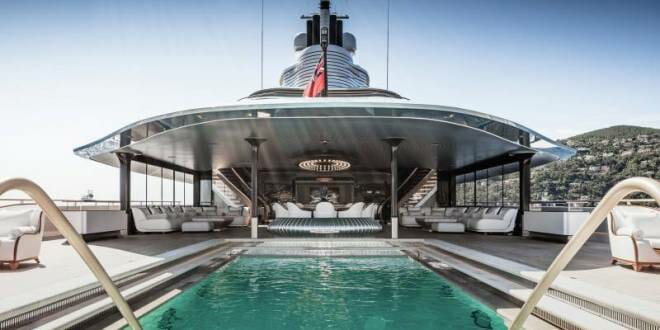 Jubilee: 110m Oceanco sold as largest brokerage deal of 2018