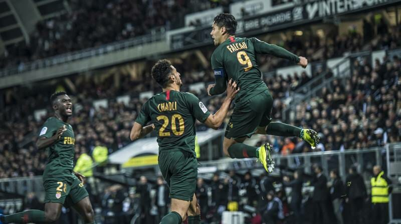 Photo of AS Monaco wins against Amiens (0-2) and brings the second win in a row away from home