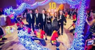 Gala in Singapore for Prince Albert II Foundation raises 1 Million Euros