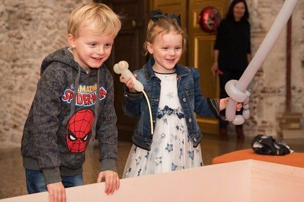 Happy Fourth Birthday to Prince Jacques and Princess Gabriella