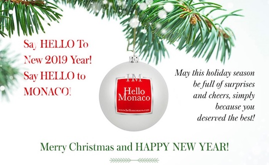 Photo of Merry Christmas and a Happy New Year!