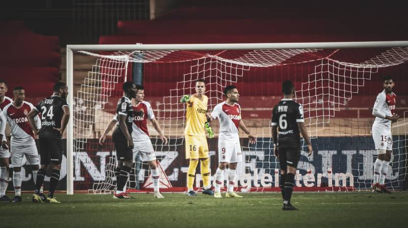 Photo of AS Monaco lost 2-0 to EA Guingamp