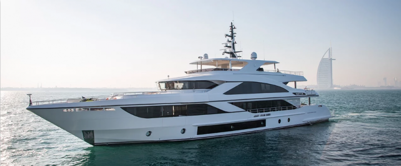 Photo of Look inside Gulf Craft's first Majesty 140 and other yacht news