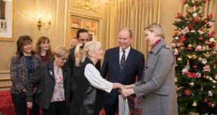 Дела княжеские: княжеская чета посетила Красный Крест Монако