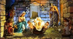 Выставка рождественских вертепов