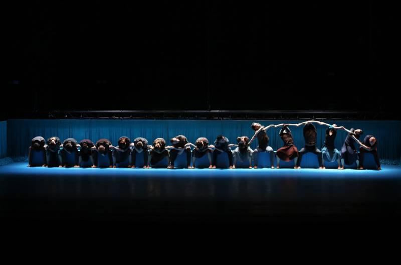 Невероятная программа Танцевального Форума Монако