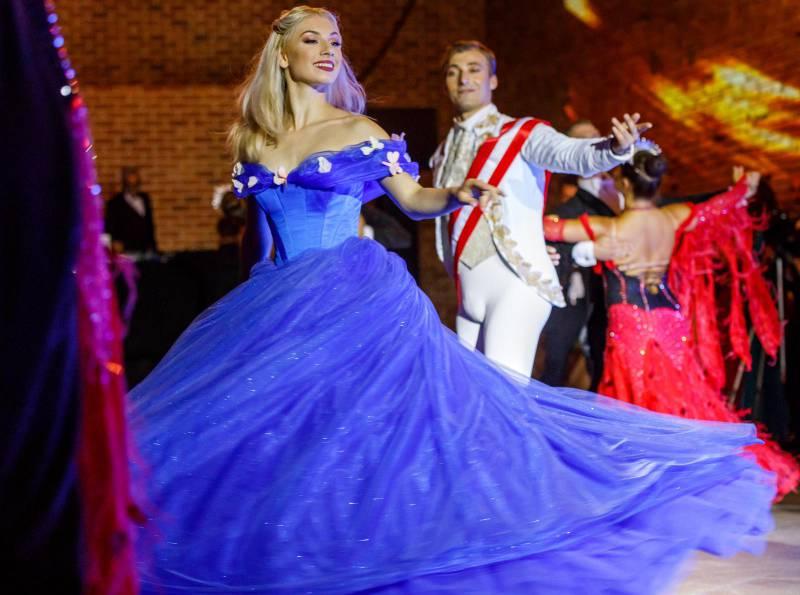 Бал принцев и принцесс в День Святого Валентина превратит княжество в сказочное королевство