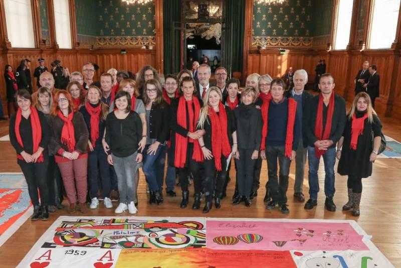 Монако присоединилось к глобальной кампании по профилактике ВИЧ-инфекций