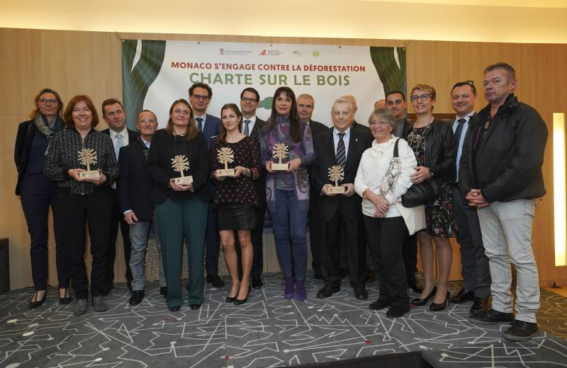 Prince Albert Ii Foundation Rewards Companies Fighting Deforestation