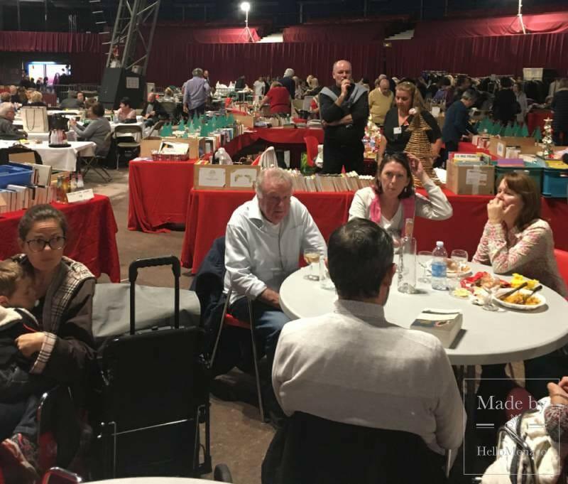Photo of Monaco Kermesse: Christmas Spirit and Holy Spirit Combine for Charity