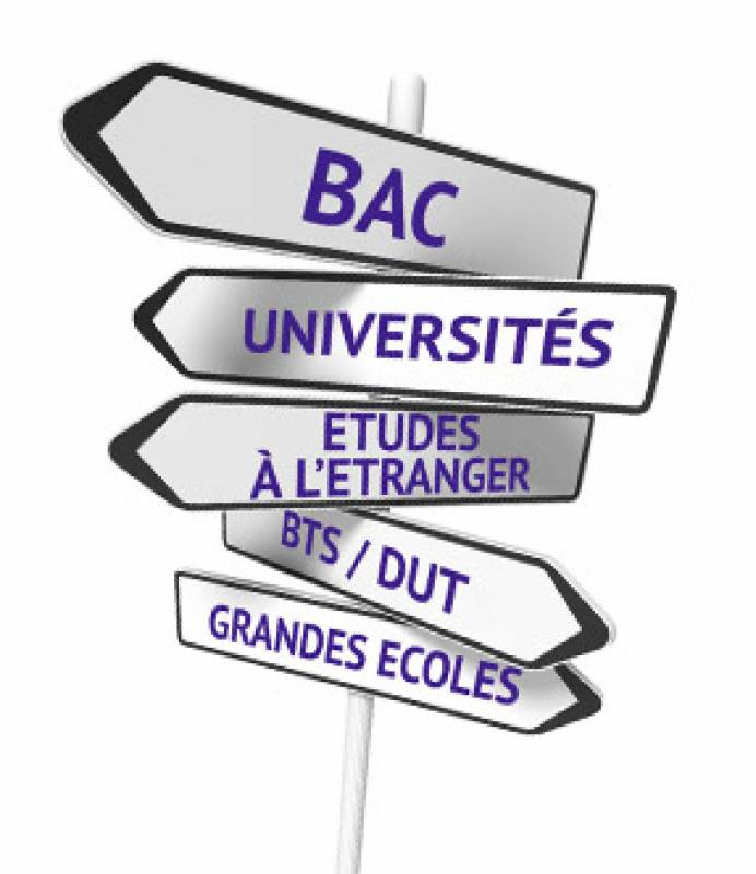 Zoom on higher education. Post-bac objective