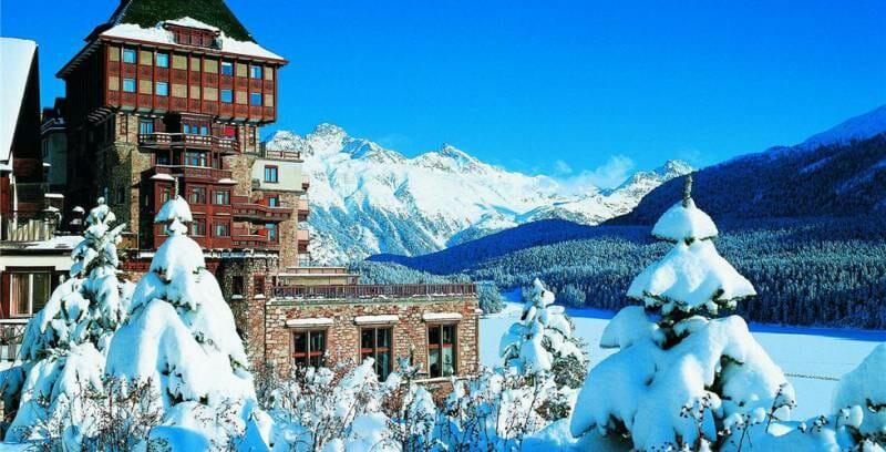 St . Moritz