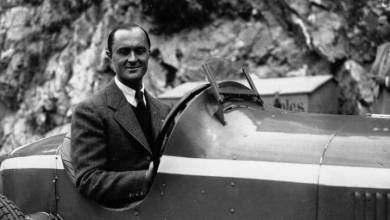 Photo of Louis Chiron: Monegasque Conqueror of the Monaco Grand Prix