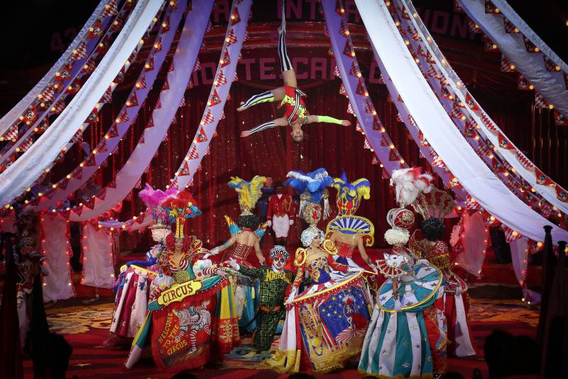 Photo of 44th International Circus Festival of Monte-Carlo – From the 16th to the 26th January 2020