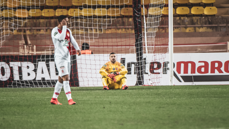 Photo of AS Monaco is eliminated from the Coupe de France defeated by FC Metz