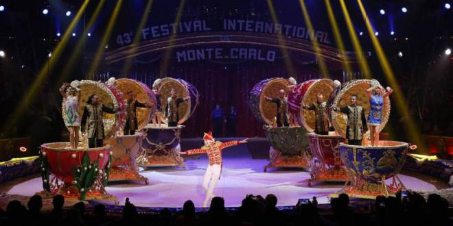 Roars of Delight at the Circus Festival: The Golden Clowns Enchant