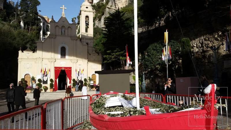 Photo of Saint Devote Traditional Celebrations