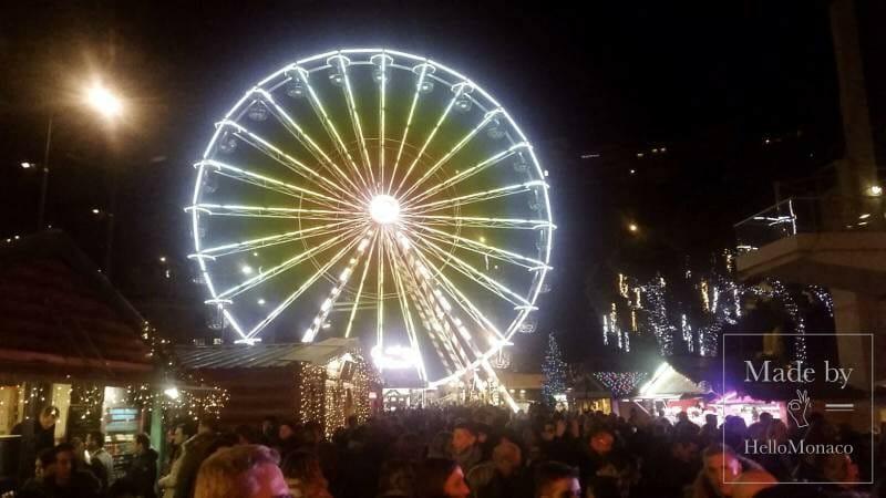 Monaco Christmas Village