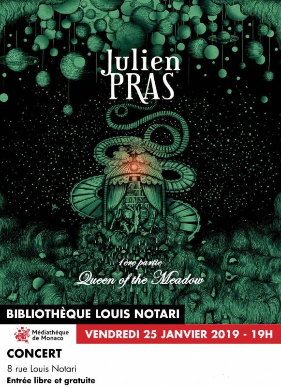 Concert by Julien Pras