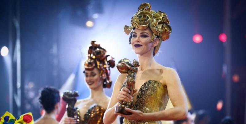 43-й Международный цирковой фестиваль: церемония вручения наград