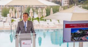 A DYNAMIC NEW THRUST FOR MONACO's CHAMBER OF COMMERCE ON ITS 20th ANNIVERSARY