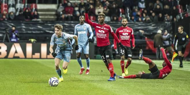 AS Monaco vs Guingamp
