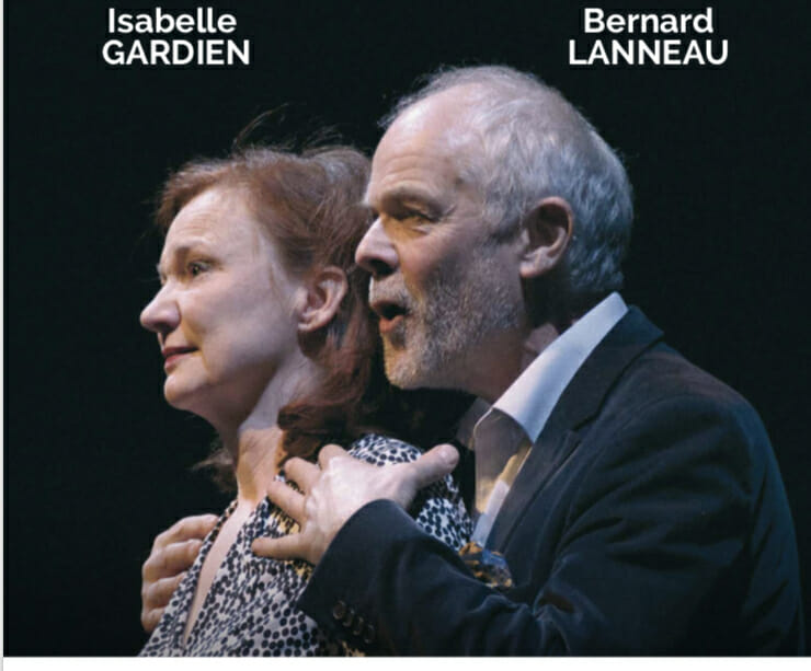 """The Time That Lasts"" with Isabelle Gardien and Bernard Lanneau"