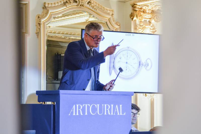 Аукционы Artcurial