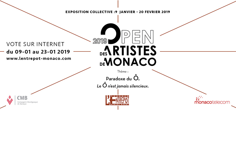 Exhibition: Open des Artistes 2019
