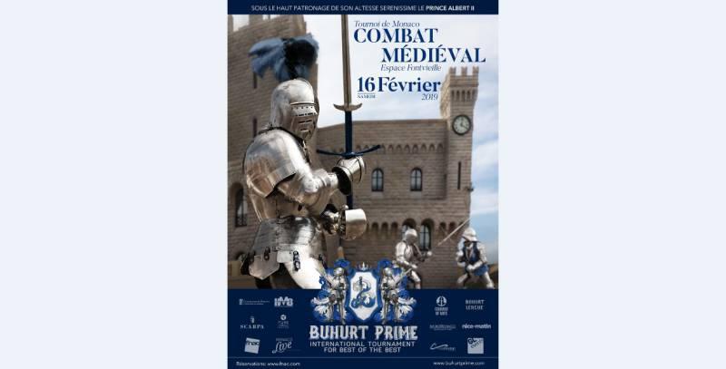 Международный турнир по историческому средневековому сражениюBuhurt Prime