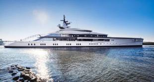 Oceanco delivers 109m Bravo Eugenia to Dallas Cowboys owner