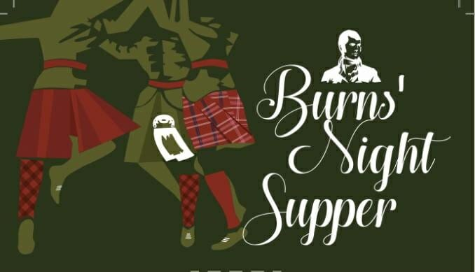 Burns' Night Supper