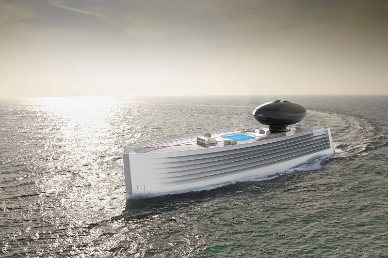 Photo of Design Agency Tjep presented a new electric yacht concept EAU and other yacht news