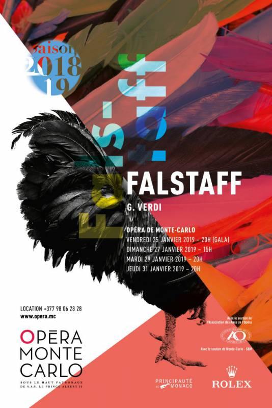 """""""Falstaff"""" by Giuseppe Verdi"""
