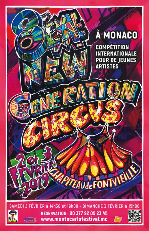 8th Festival New Generation