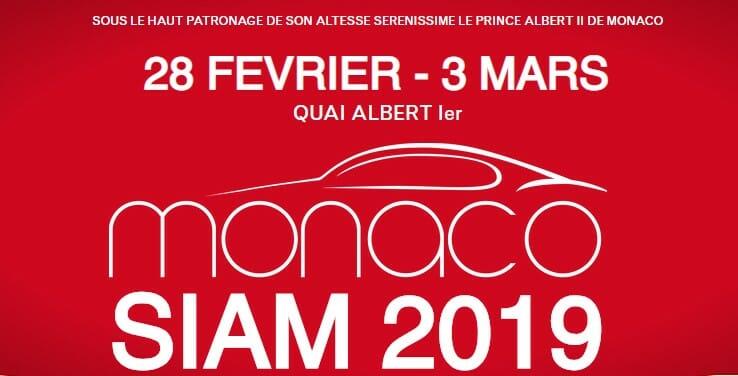 Международная автомобильная выставка — SIAM 2019