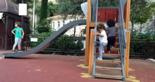 Обзор детских площадок княжества