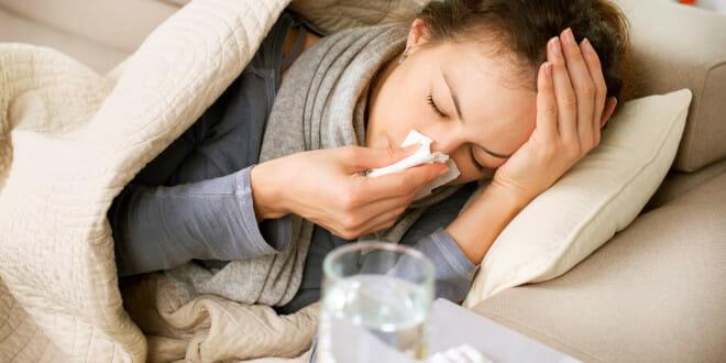Будьте здоровы со Сьюзен Томассини: естественные методы борьбы с простудой и гриппом