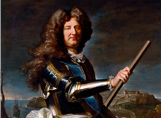 Portrait of Antonio I, Prince of Monaco (1661-1731)