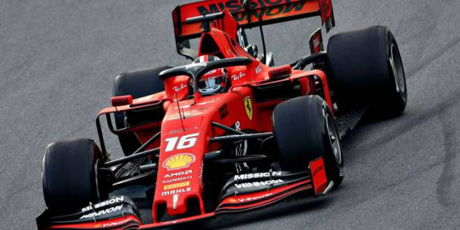 Count Down for Charles LeClerc and his Prancing Horse