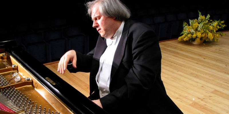 Great Season Series: piano recital by Grigory Sokolov
