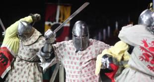 """Buhurt Prime"" revived Medieval Battles Monaco"
