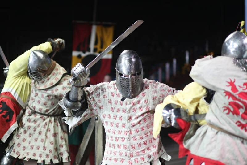 """Buhurt Prime"" revived Medieval Battles in Monaco"