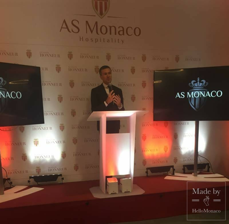 Photo of AS Monaco Vice President Oleg Petrov Unveils VIP Suites To Watch AS Monaco Climb to the Top
