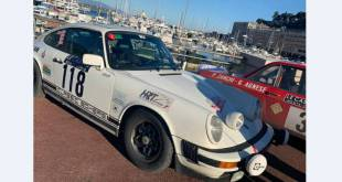 22nd Monte-Carlo Historic Rally