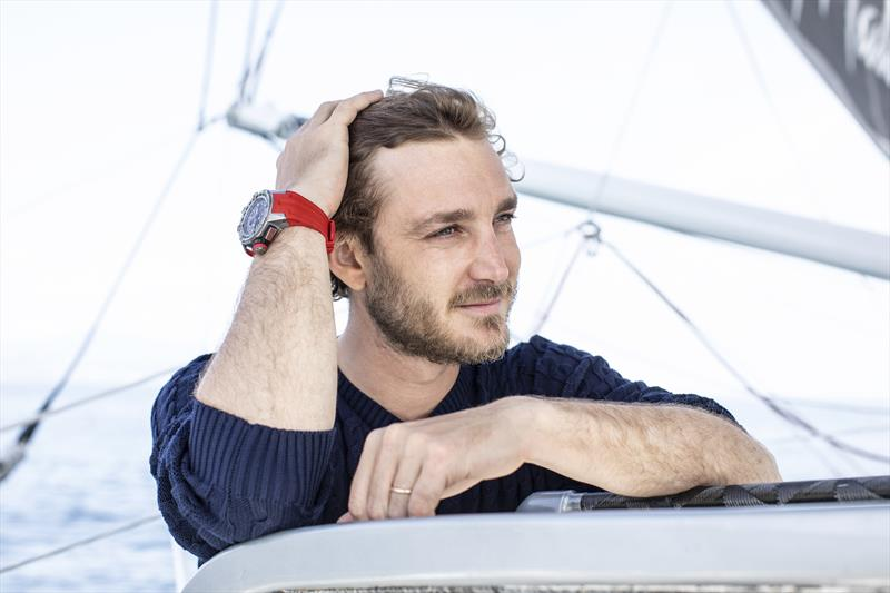 Photo of Pierre Casiraghi announced as Ambassador for Les Voiles de St. Barth