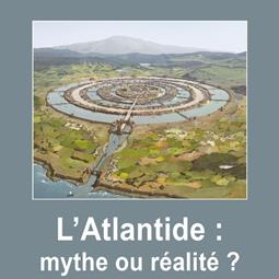"Lecture ""Atlantis: Myth or Reality?"" by Philippe Deschamp"
