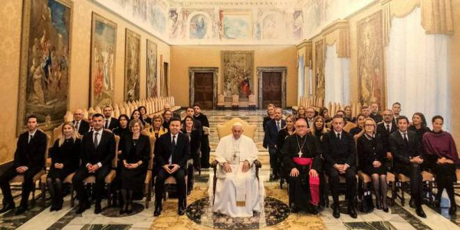 Pope Francis and Monegasques Celebrate Shared Values at the Vatican